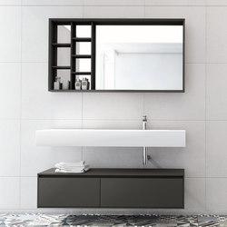 Neva | Ash | Wall mirrors | dica
