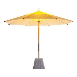 NI Parasol 350 Sunbrella | Parasols | FOXCAT Design Limited