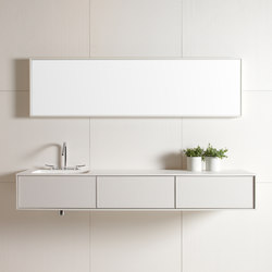 Dinker | 80.8 white | Wall mirrors | dica