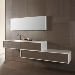 Dinker | 80.8 grey | Wall mirrors | dica