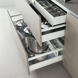 Accessories Kitchen | Stainless steel accessories | Regale | dica