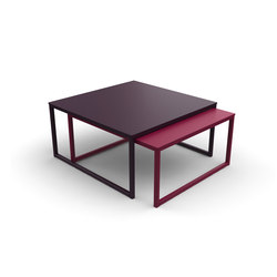 TipTop low table | Coffee tables | Matière Grise