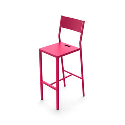 Take/Up - Up chair L | Barhocker | Matière Grise