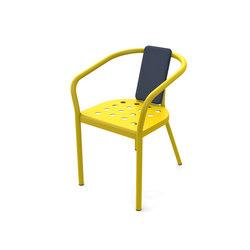 Helm chaise | Sièges de jardin | Matière Grise