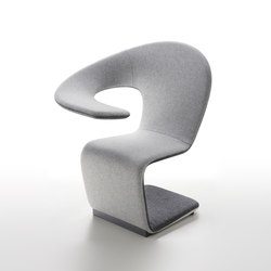 Aleaf Armchair | Lounge-Arbeits-Sitzmöbel | Design You Edit