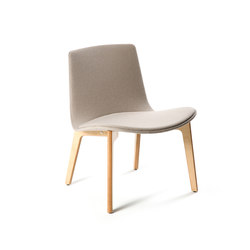Lottus XL Lounge Wood | Lounge chairs | ENEA