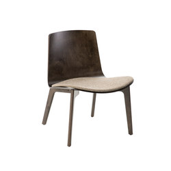 Lottus XL Lounge Wood | Fauteuils d'attente | ENEA