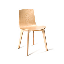 Lottus Wood | Canteen chairs | ENEA