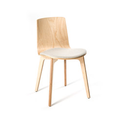 Lottus Wood | Restaurant chairs | ENEA
