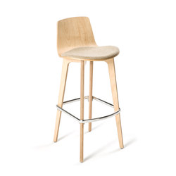 Lottus Wood | Bar stools | ENEA