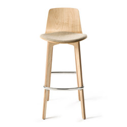 Lottus Wood Stool | Barhocker | ENEA