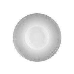 AURÉOLE CLAIR DE LUNE Pasta plate | Dinnerware | FÜRSTENBERG