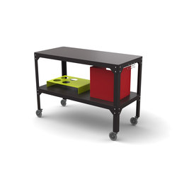 Hegoa plancha support | Tea-trolleys / Bar-trolleys | Matière Grise