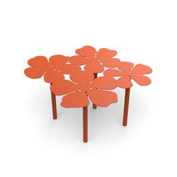 Notus Small table | Tavoli bassi da giardino | Matière Grise