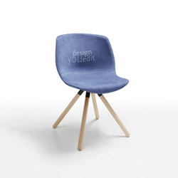 Cocoon | Visitors chairs / Side chairs | Design You Edit