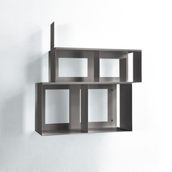 Shelfmade System Composition 02 | Office shelving systems | Design You Edit