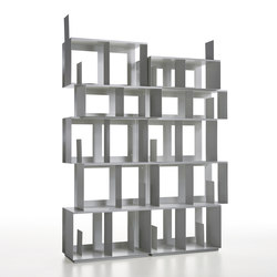 Shelfmade System Composition 03 | Librerie/scaffali componibili | Design You Edit