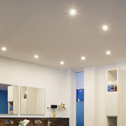Dynamic FR 68- / FR 78- / FQ 68-LED | Recessed ceiling lights | Hera