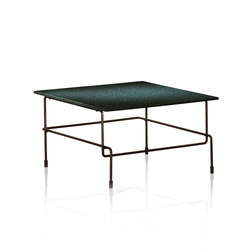 Traffic Low Table | Tables basses de jardin | Magis