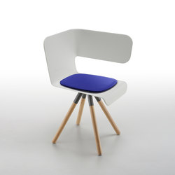 Twiss Chair | Visitors chairs / Side chairs | Design You Edit