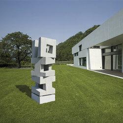 Kunst im Garten | Würfelturm | Garden accessories | Metten