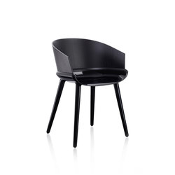 Cyborg Ply Chair | Visitors chairs / Side chairs | Magis