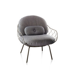 Piña Low Chair | Sessel | Magis