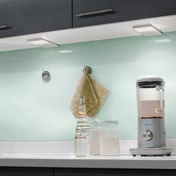 high end led lights kitchen lights on architonic. Black Bedroom Furniture Sets. Home Design Ideas