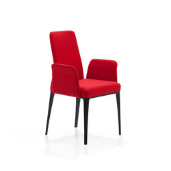 Aida Armchair | Visitors chairs / Side chairs | Bross
