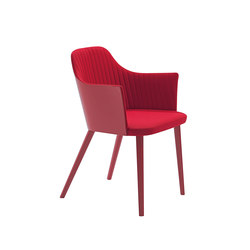 Break Armchair | Visitors chairs / Side chairs | Bross