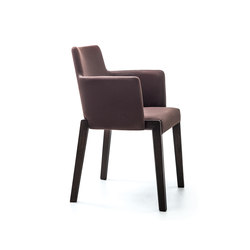 Bridget Armchair | Visitors chairs / Side chairs | Bross
