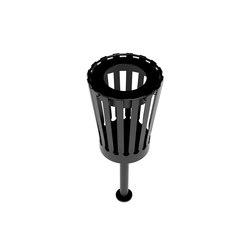 Cutout bin | Waste baskets | Urbo