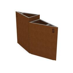 Deltoid bin | Waste baskets | Urbo