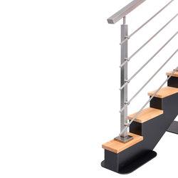 Quadro | Railings / Balustrades | Wolfsgruber
