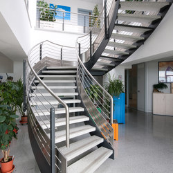 Step System | Railings / Balustrades | Wolfsgruber