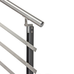 Step System | Stair railings | Wolfsgruber