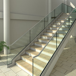 Simply-Glass | Glass balustrade panels | Wolfsgruber
