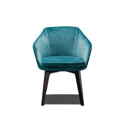 Opera 430 Stuhl | Restaurantstühle | Vibieffe