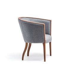 Madison Armchair | Visitors chairs / Side chairs | Bross