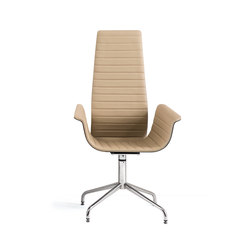 Meeting Armchair | Visitors chairs / Side chairs | Bross