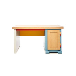 paper desk patchwork | Desks | moooi