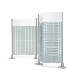 Slalom | Privacy screen | Slalom