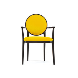 Plaza Armchair | Visitors chairs / Side chairs | Bross