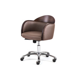Roulette Armchair | Task chairs | Bross