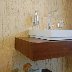 SAXAflect | Innenbereich | Wandpaneele | Sandstein Concept