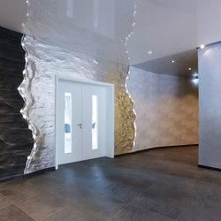 SAXAflect | Innenbereich | Paneles murales | Sandstein Concept