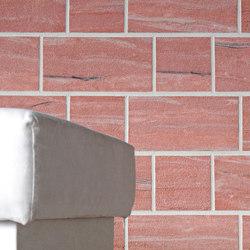 SAXAflect | Innenbereich | Wall tiles | Sandstein Concept