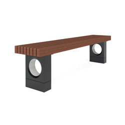 Hole bench | Benches | Urbo