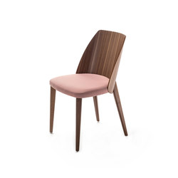 Shell Chaise | Chaises de restaurant | Bross