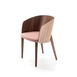 Shell Armchair | Sillas de visita | Bross